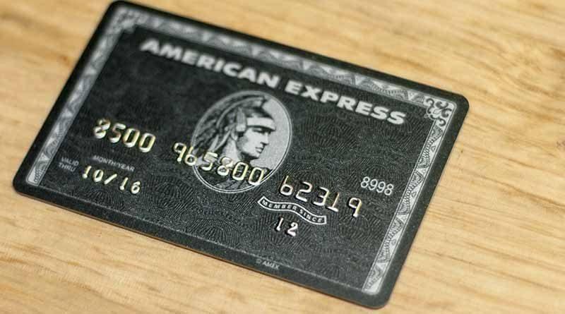 Thẻ tín dụng American Express