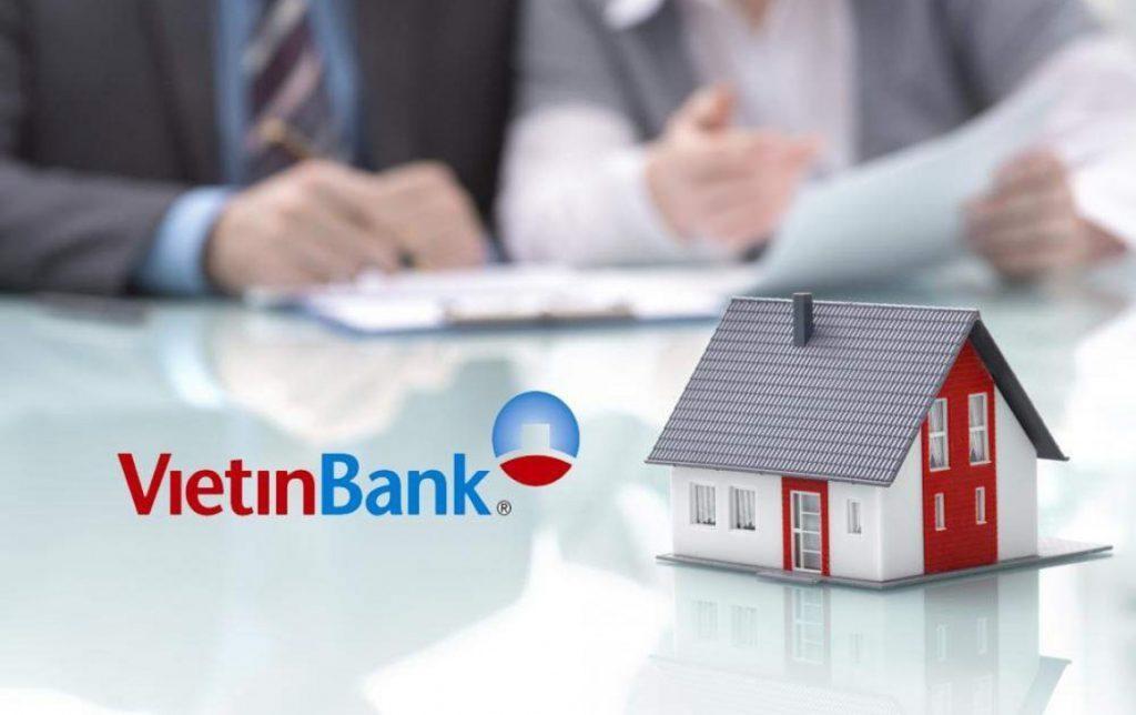Vay mua nhà đất Vietinbank