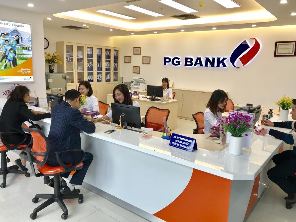 Vay tín chấp Ngân hàng PG Bank