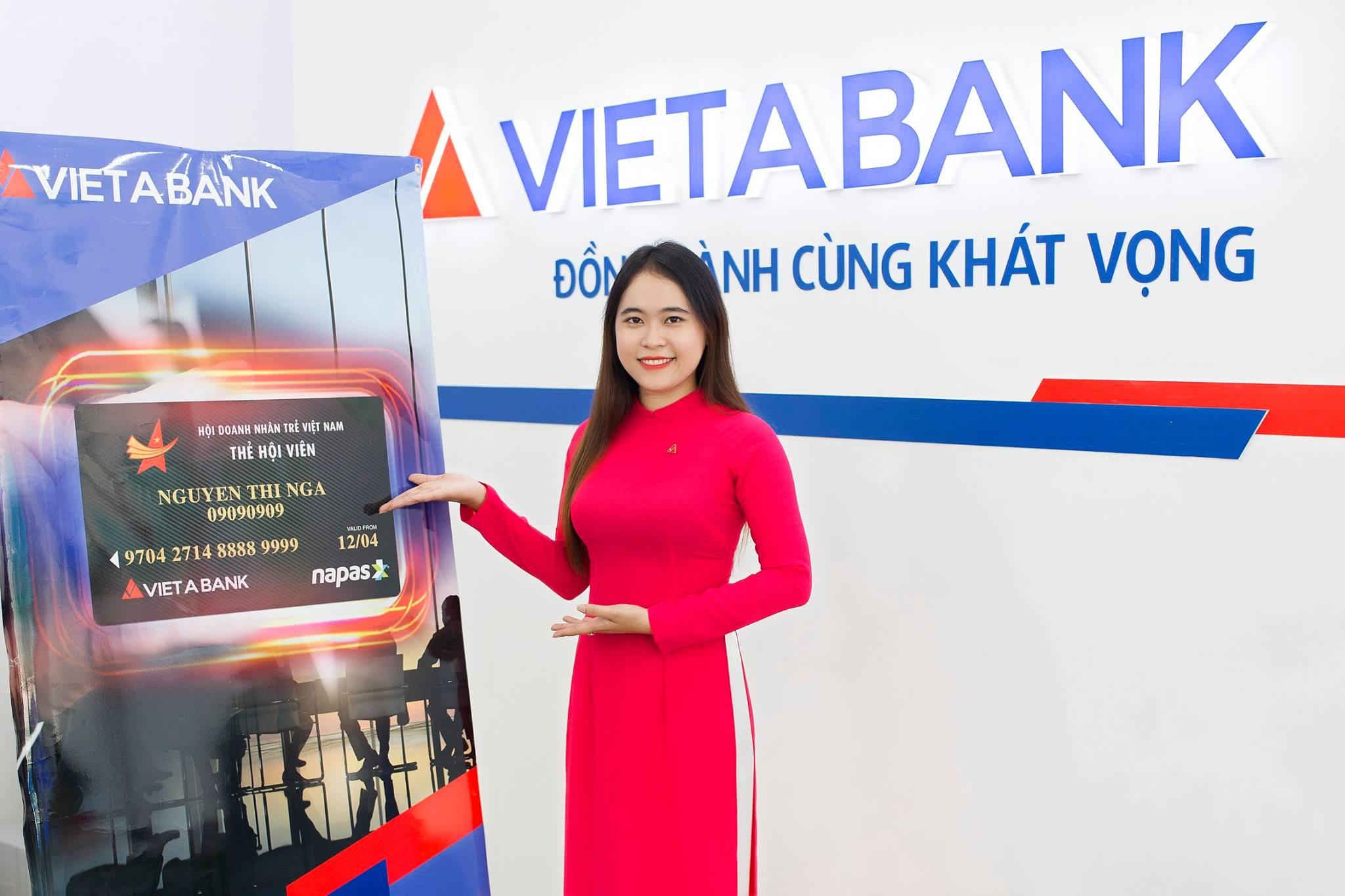Vay tín chấp Ngân hàng Viet A Bank