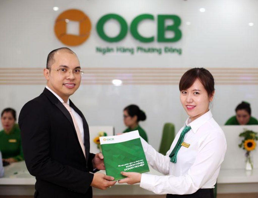 Vay vốn kinh doanh OCB