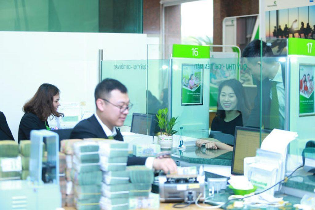 Vay vốn kinh doanh Vietcombank