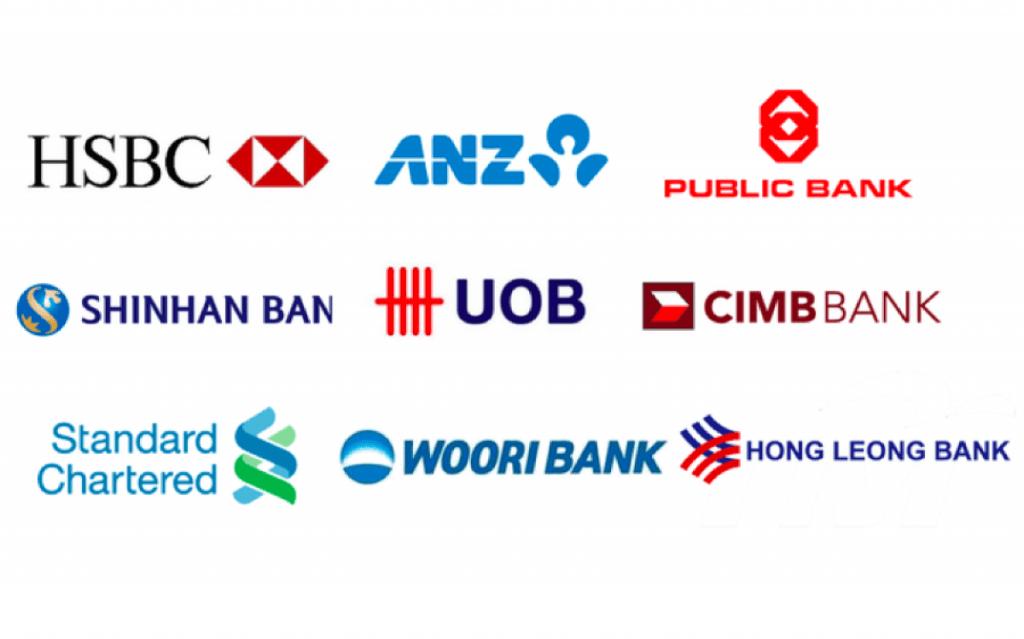 ngân hàng nước ngoài
