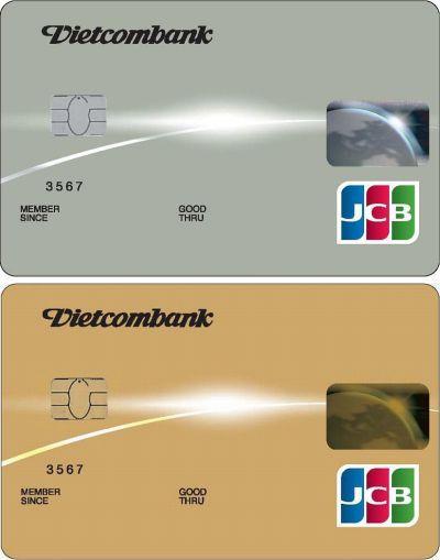 Vietcombank JCB Chuẩn