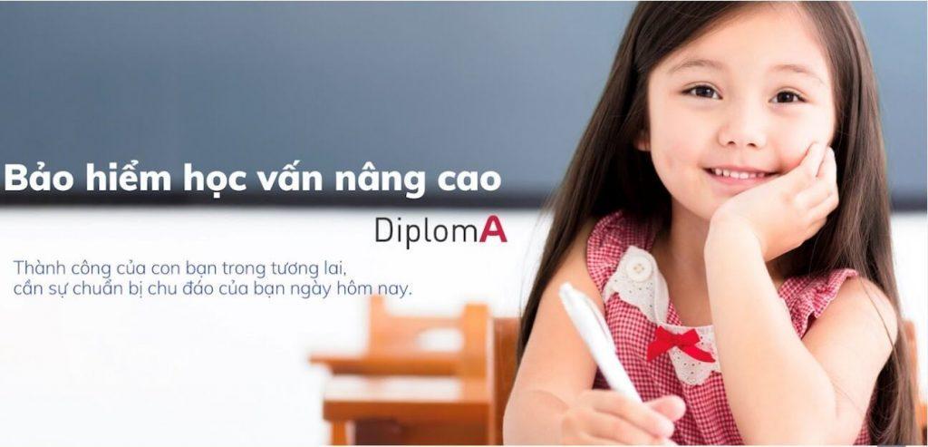 DiplomA bảo hiểm học vấn nâng cao