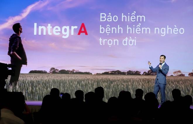 IntegrA - bảo hiểm bệnh hiểm nghèo trọn đời