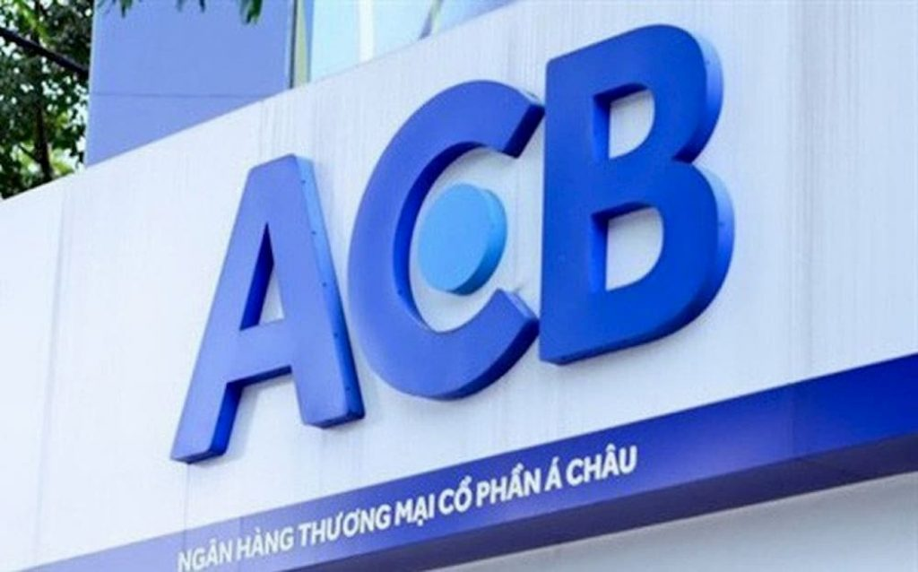 ACB lãi trước thuế 9.600 tỷ đồng, tăng gần 28%