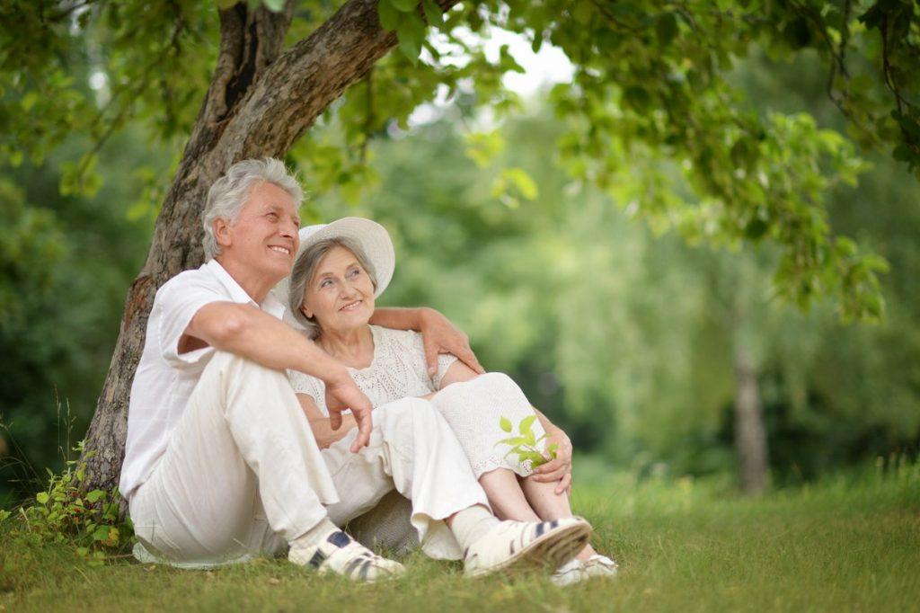 Hưu trí an vui, hưởng đời sung túc