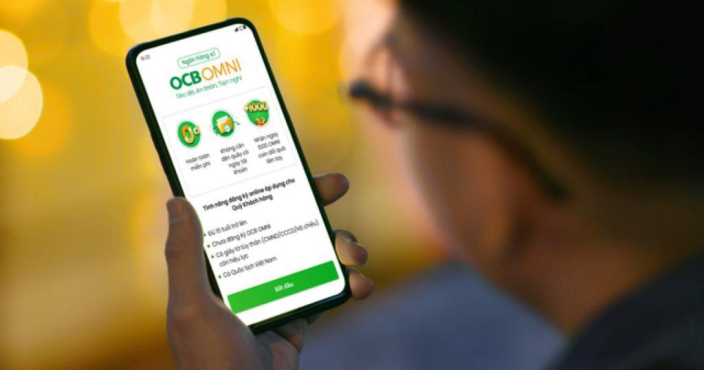 OCB ứng dụng eKYC vào mở tài khoản ngân hàng online