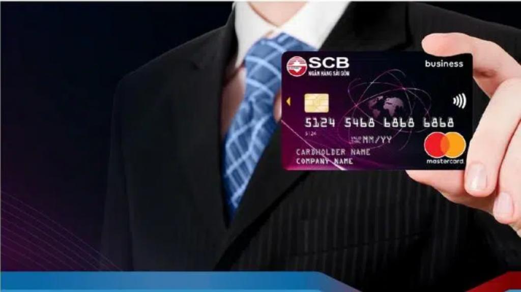 Thẻ tín dụng Ngân hàng SCB