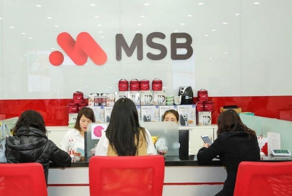 MSB thay đổi ngày chốt danh sách cổ đông chào bán cổ phiếu quỹ