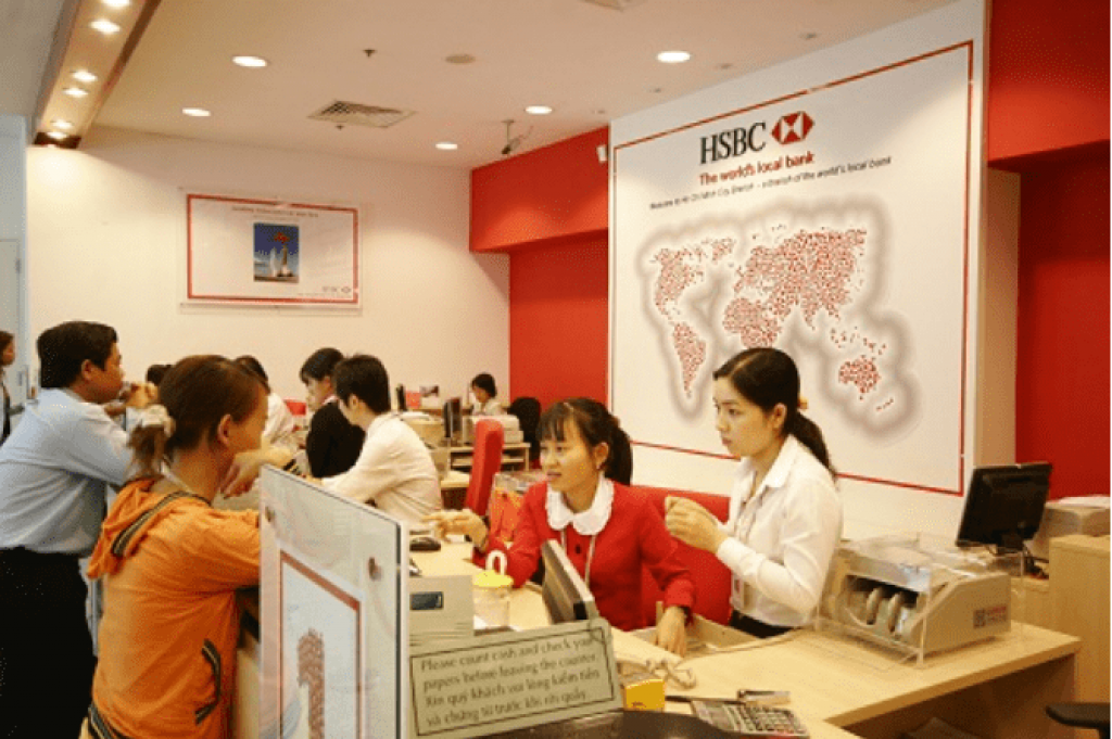 Lãi suất ngân hàng HSBC 3/2021 mới nhất