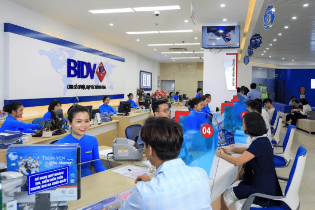 Lãi suất ngân hàng BIDV 3/2021 mới nhất