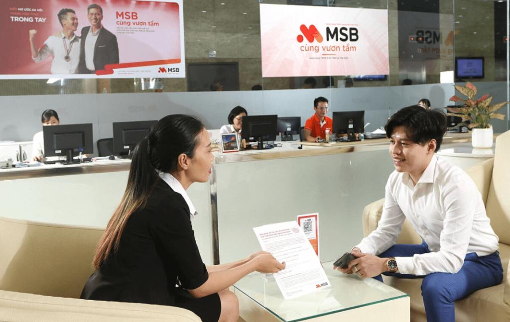 Lãi suất Ngân hàng MSB 3/2021 mới nhất