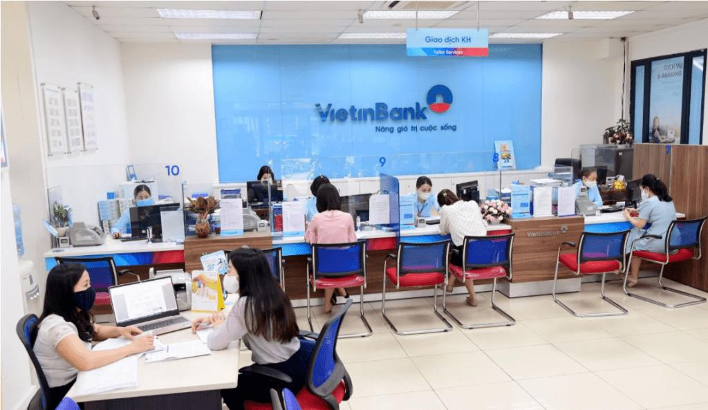 Lãi suất ngân hàng VietinBank mới nhất tháng 3/2021
