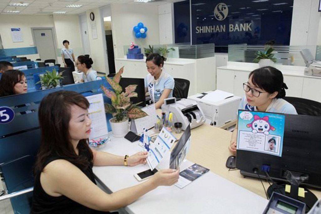 Lãi suất Shinhan Bank tháng 3/2021 cập nhật mới nhất