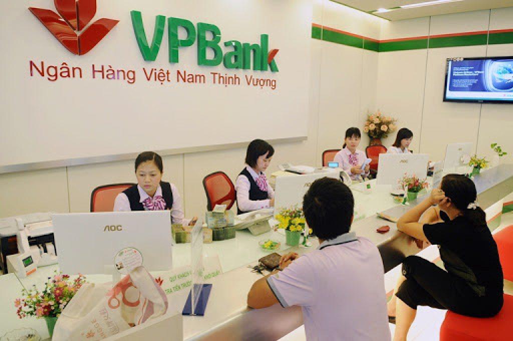 Lãi suất ngân hàng VPBank 3/2021 tăng tại một số kỳ hạn